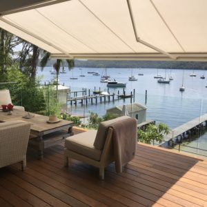 Awning Pittwater